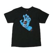 Santa Cruz Screaming Hand Kinder Kurzarm-T-Shirt