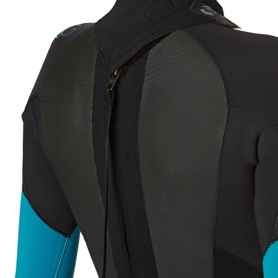Billabong Launch 5/4/3mm 2017 Back Zip Wetsuit