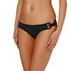 Amuse Society Flin Skimpy Bikini Bottoms - Solid Black