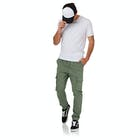 SWELL Blunt Elastic Cuff Cargo Pants