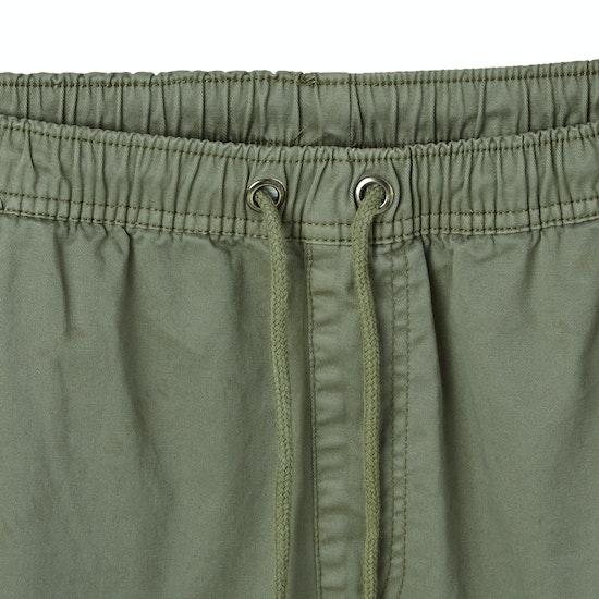 SWELL Blunt Elastic Cuff Cargo Pants