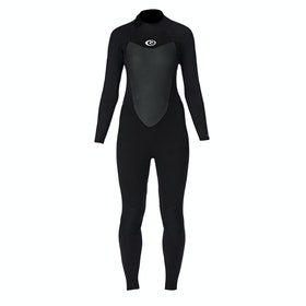 Rip Curl Omega 5/3mm Back Zip Womens Wetsuit - Black