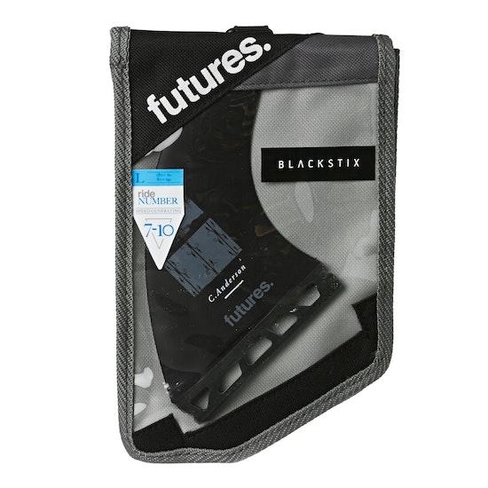 Futures Ando Blackstix Thruster Fin