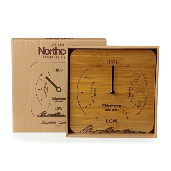 Northcore Adventure Wall Mounted Tide Clock