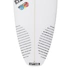 Pyzel The Stubby B*stard FCS II Thruster Surfboard