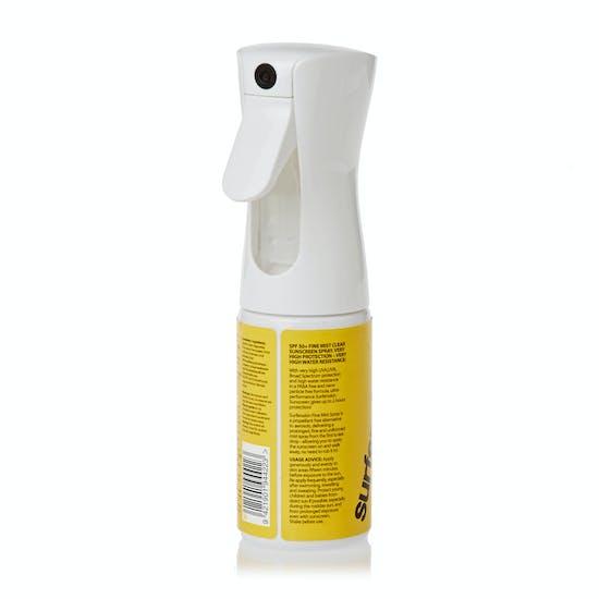 Surfers Skin Sunscreen Organic Spray SPF 50 150ml Sun Protection