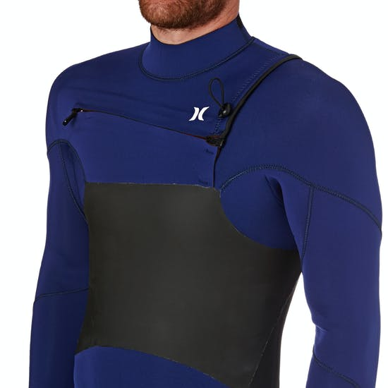 Hurley 4-3mm 2017 Advantage Plus Chest Zip Wetsuit