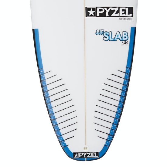Pyzel Slab 2.0 Futures Thruster Surfboard