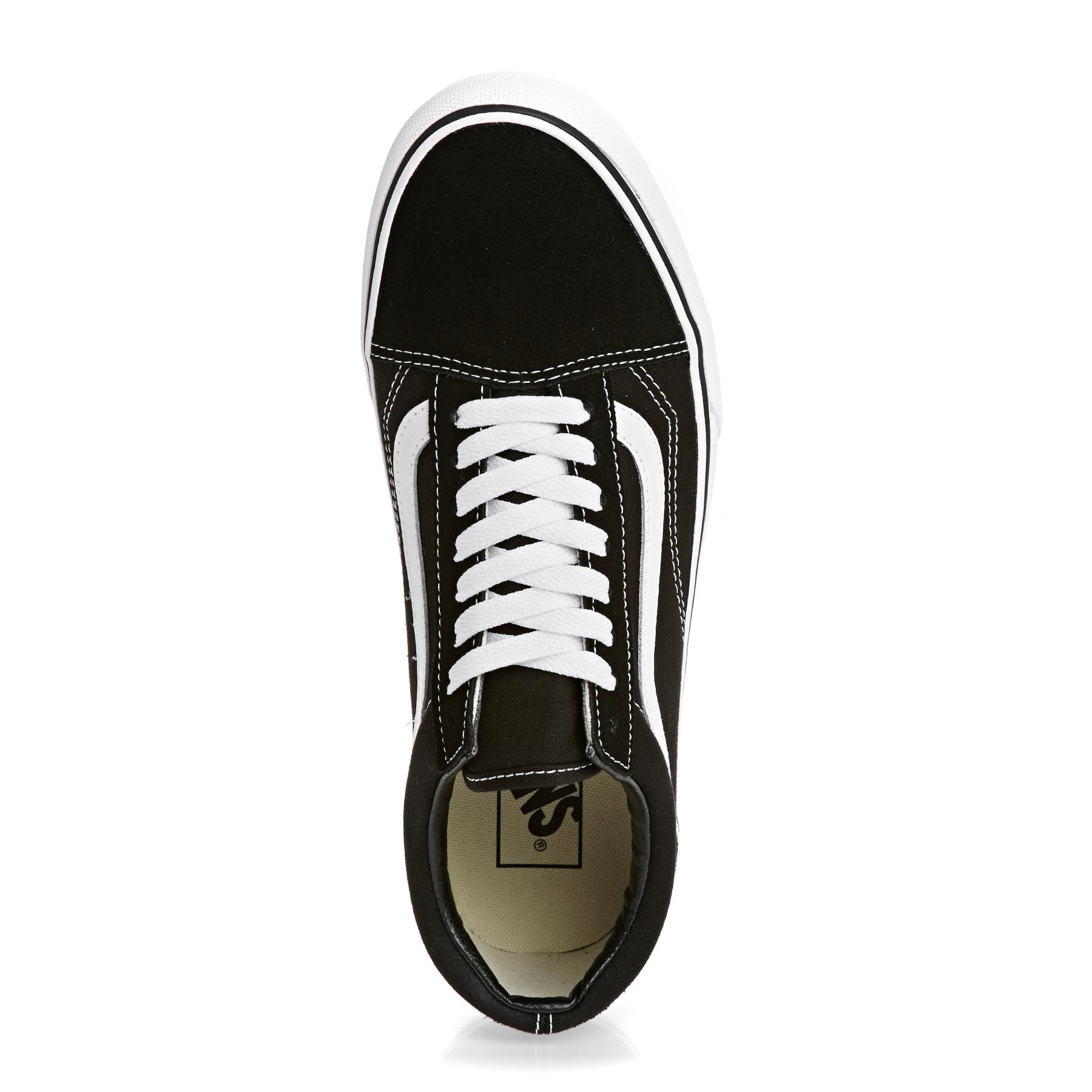 Vans Old Skool Platform Shoes - Free