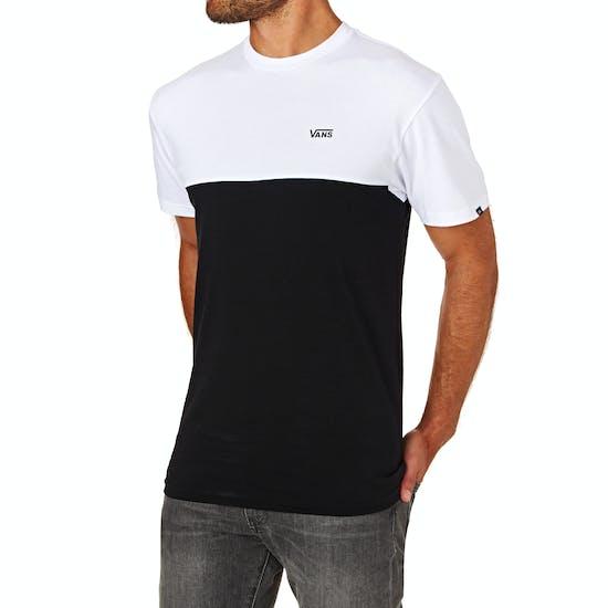 T-Shirt a Manica Corta Vans Colour Block