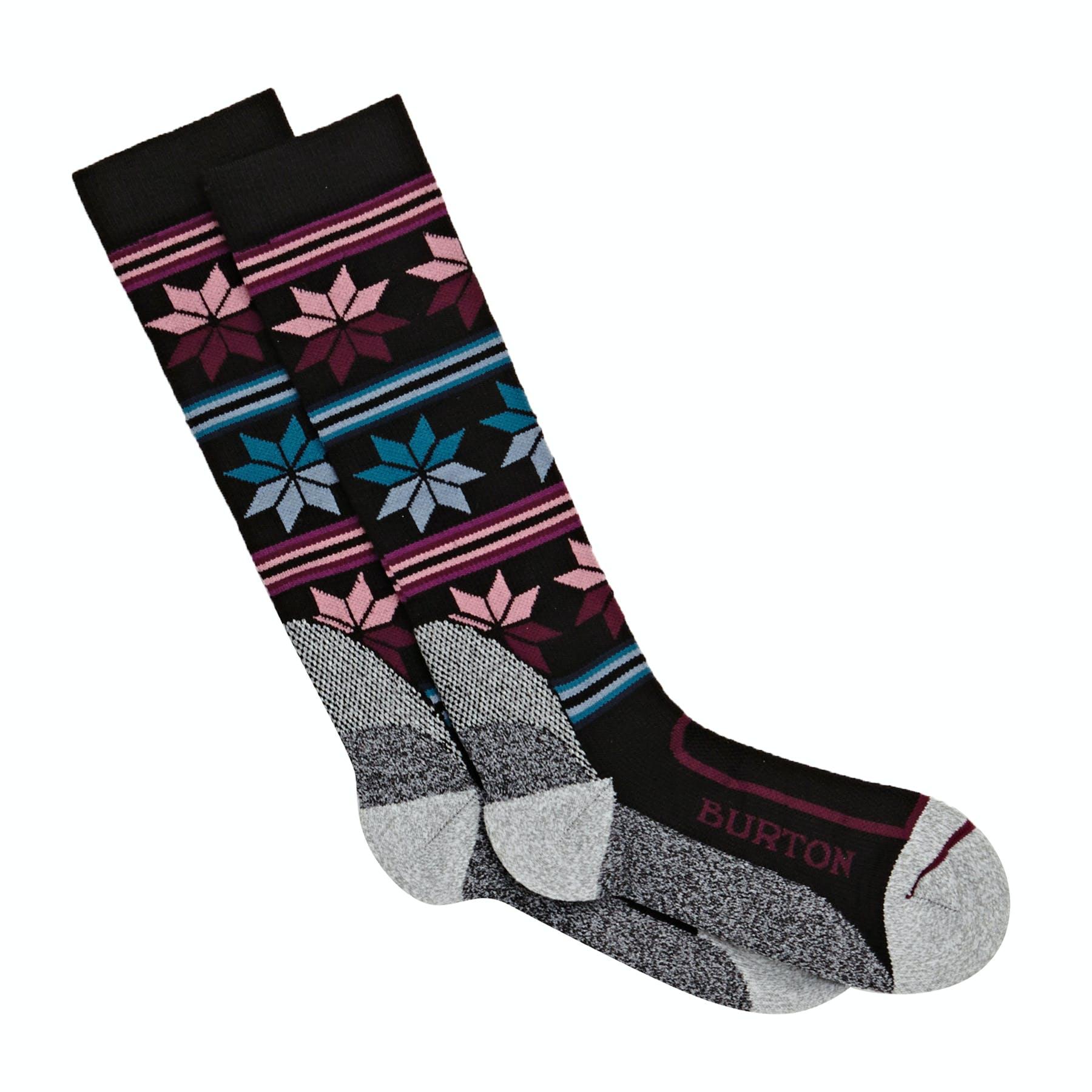 Burton Ultralight Wool Womens Snow Socks