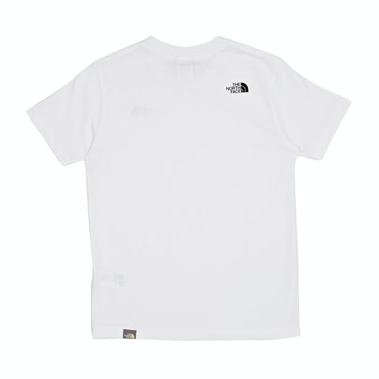 North Face Simple Dome Kids Short Sleeve T-Shirt