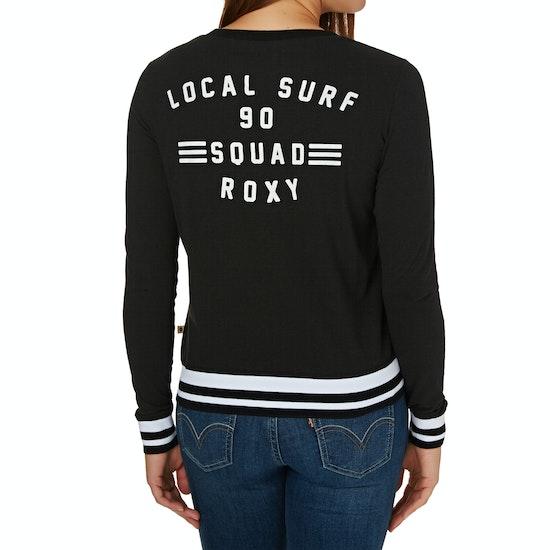 Roxy Calif Poppy Womens Long Sleeve T-Shirt