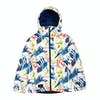 Giacca Snowboard Quiksilver Mission Printed - White Youth Thunderbolts