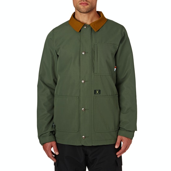 DC Operative Shacket Mens Boarding Shirt