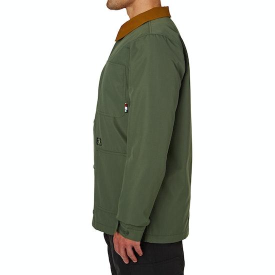 DC Operative Shacket Boarding Shirt