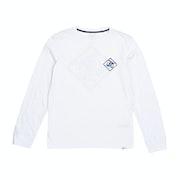 T-Shirt à Manche Longue Quiksilver Carbon Finish 80 Prism