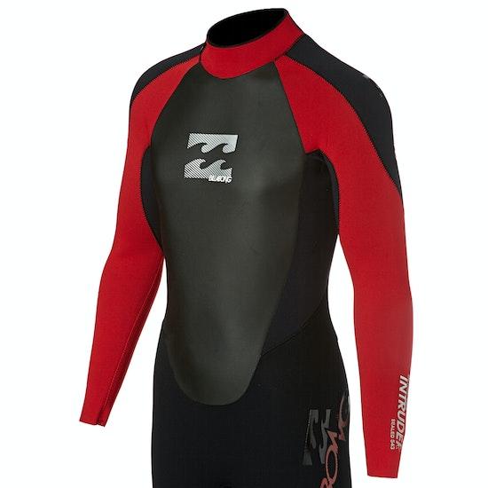 Billabong Intruder 5/4mm 2018 Back Zip Kids Wetsuit
