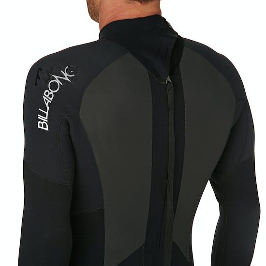 Billabong Intruder 4/3mm Back Zip Wetsuit
