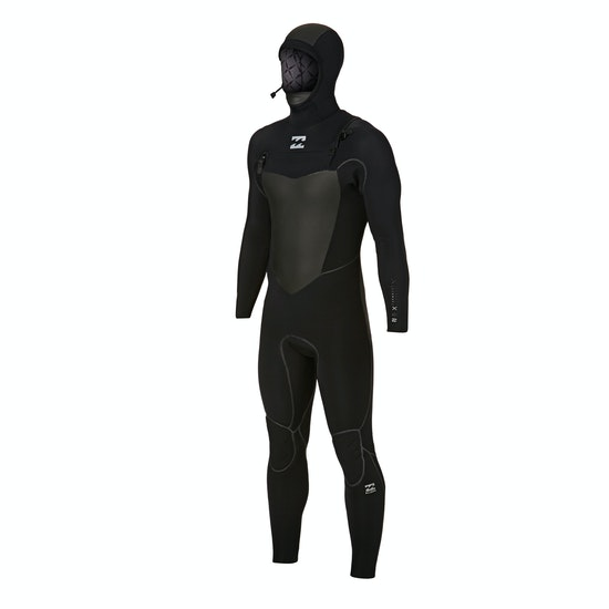 Traje De Neopreno Billabong 5-4mm 2018 Furnace Carbon X Hooded Chest Zip