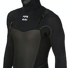 Billabong 5-4mm 2018 Furnace Carbon X Hooded Chest Zip Wetsuit