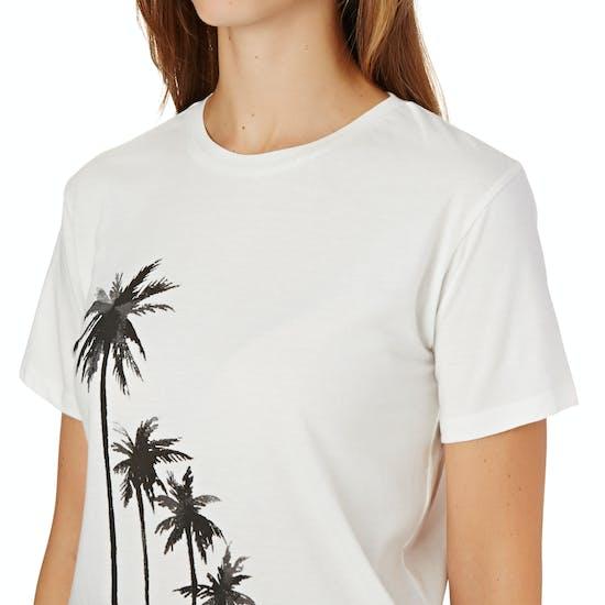 Billabong Bad Water Ladies Short Sleeve T-Shirt