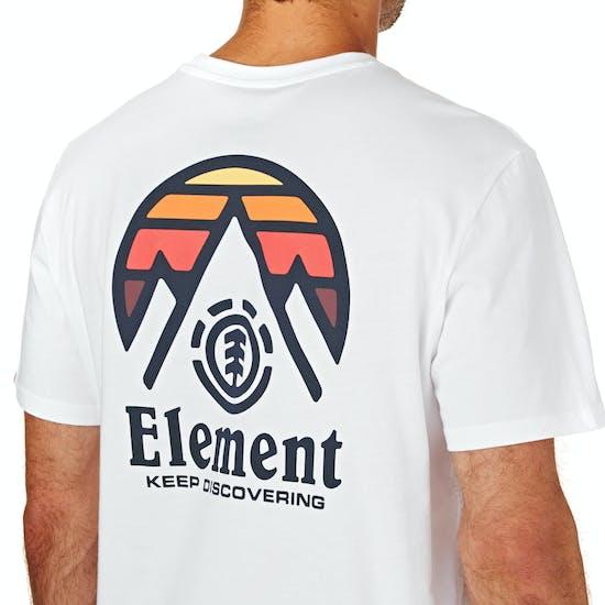 Element Tri Tip Mens Short Sleeve T-Shirt