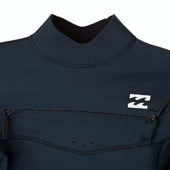 Billabong 5-4mm 2018 Revolution TriBong Chest Zip Wetsuit