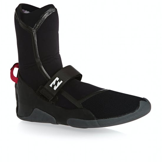 Billabong Furnace Carbon X 5mm 2018 Round Toe Wetsuit Boots