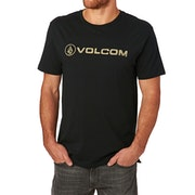 Volcom Line Euro Basic Mens Short Sleeve T-Shirt