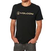 Volcom Line Euro Basic Mens Short Sleeve T-Shirt