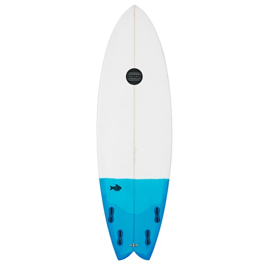 Maluku Quad Fish Surfboard