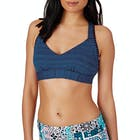 Seafolly Silk Market Crochet Bralette Ladies Sports Bra