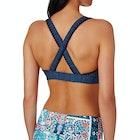 Seafolly Silk Market Crochet Bralette Ladies Sports Bra