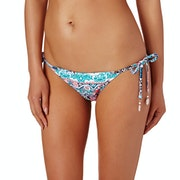 Seafolly Silk Market Hipster Tie Side Bikini Bottoms