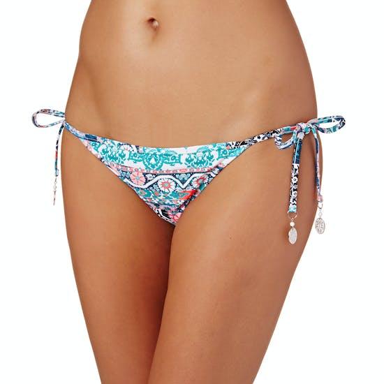 Seafolly Silk Market Hipster Tie Side Bikini Bottoms