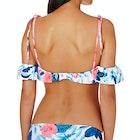 Seafolly Tropical Vacay Cold Shoulder Bandeau Bikini Top
