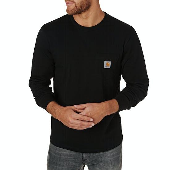 Carhartt Pocket 長袖 T シャツ