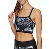 Sports Bra Femme O'Neill Active Reversible - Black White