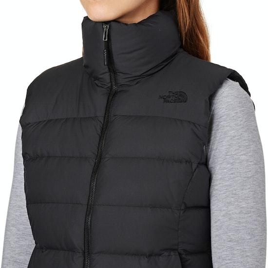 North Face Nuptse Vest Ladies Body Warmer