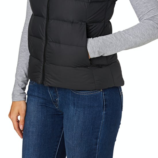 79e7fa5c6 North Face Nuptse Vest Womens Body Warmer - Free Delivery options on ...