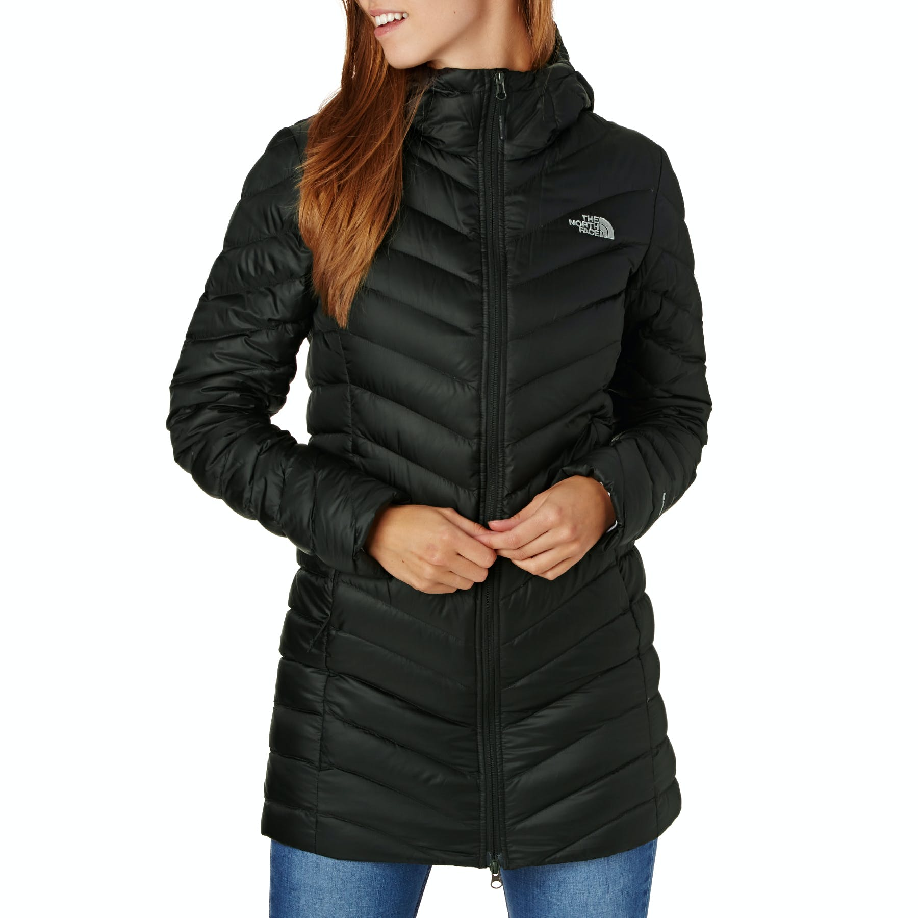 real deal special discount of hot-seeling original North Face Trevail Parka Womens Down Jacket - Free Delivery options on All  Orders from Surfdome UK