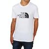 North Face Easy Short Sleeve T-Shirt - TNF White