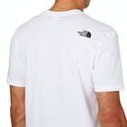 North Face Easy Mens Short Sleeve T-Shirt
