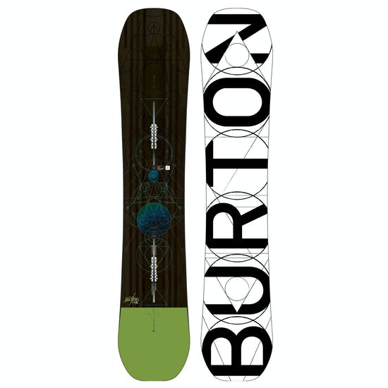 Prancha de Snowboard Burton Custom Flying V 2018