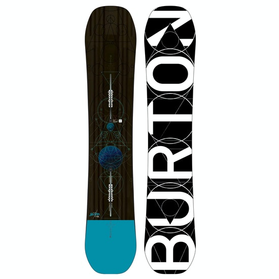 Tabla de snowboard Burton Custom Flying V 2018