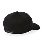 Hurley One and Only Black White Mens Cap