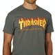Thrasher Flame Logo Short Sleeve T-Shirt