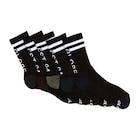Globe Carter Crew Sock 5 Pack Socks