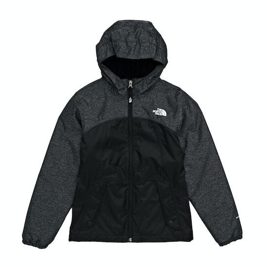 North Face Warm Storm Girls Waterproof Jacket